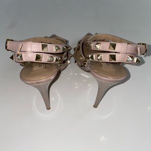 Valentino Shoes - Valentine Rockstud T Strap Pump